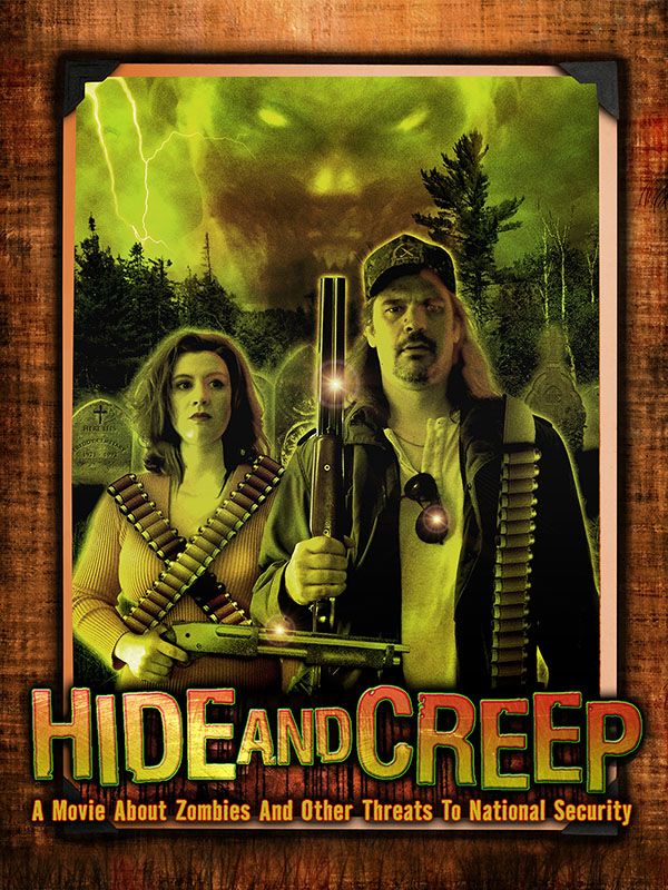 Hide and Creep poster